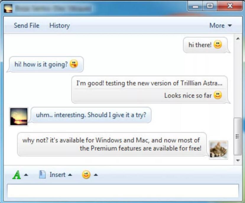 Trillian for Windows