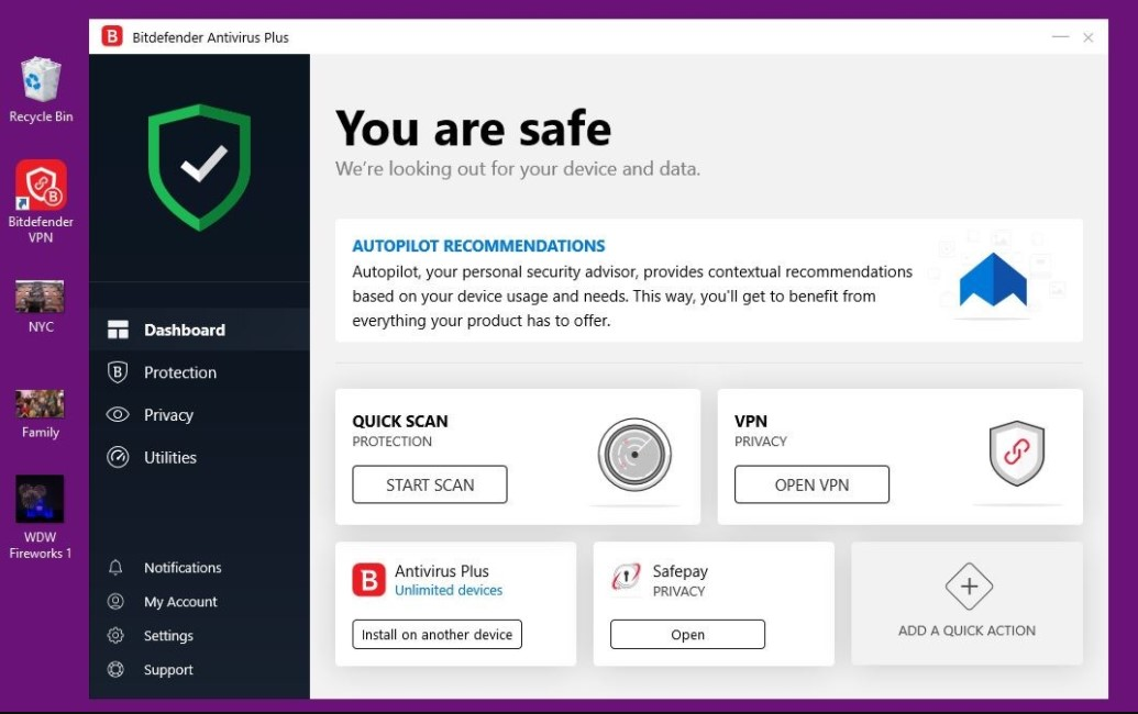 BitDefender for Windows