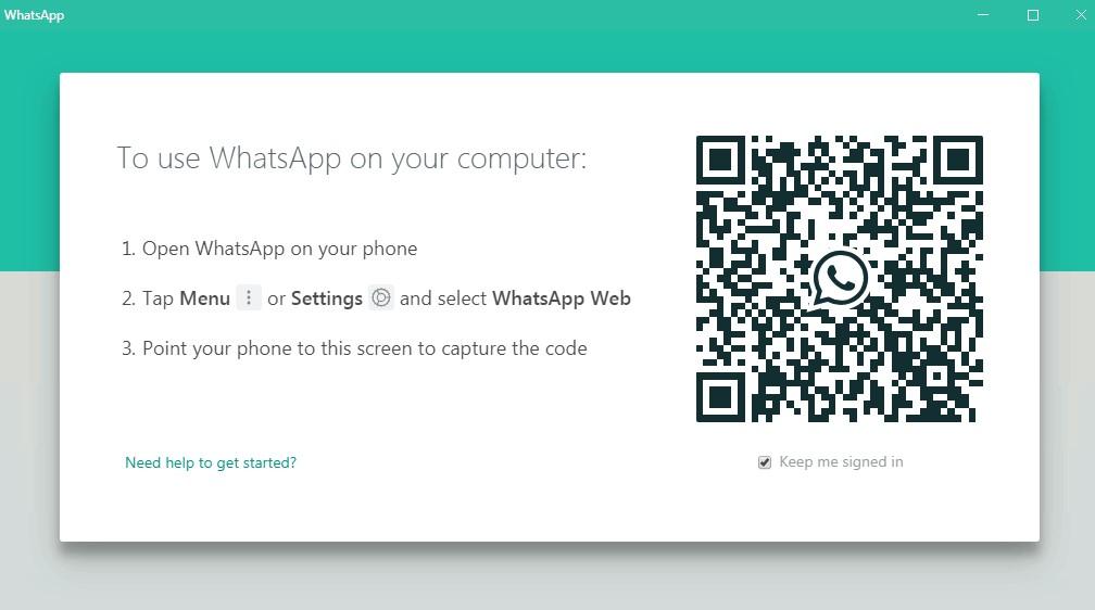 WhatsApp 2020 for PC windows