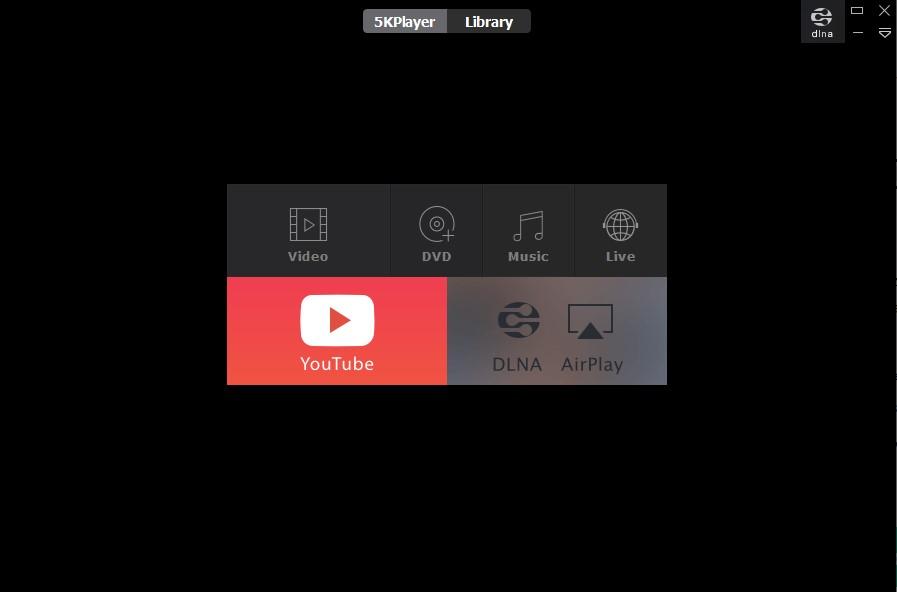 5KPlayer for Windows