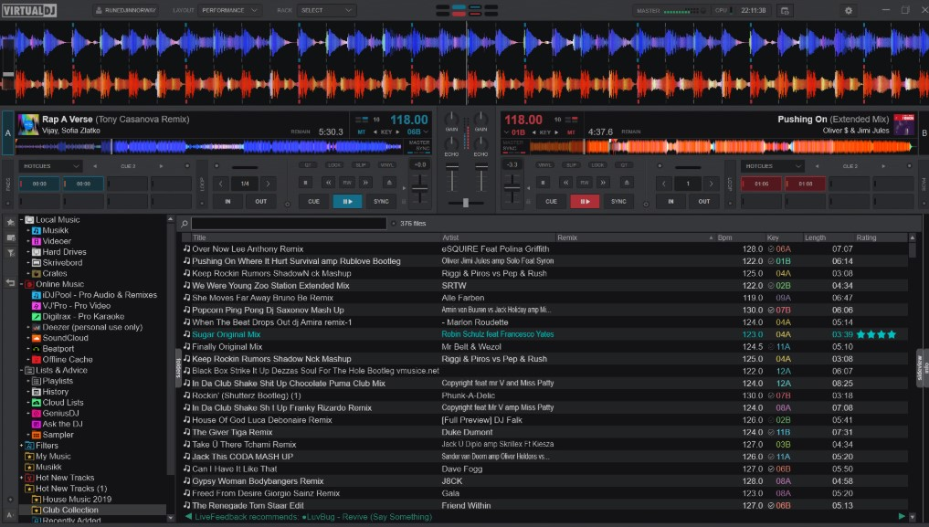 Virtual DJ for Windows