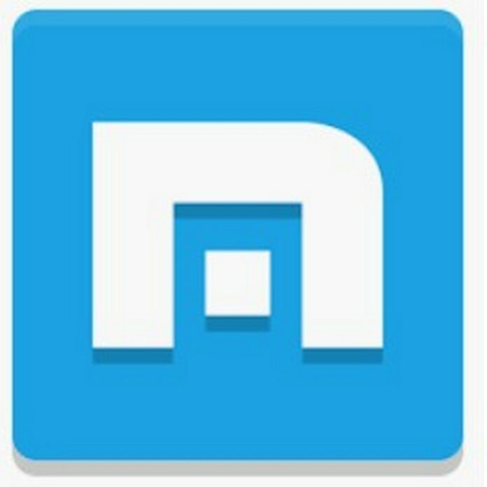 Maxthon Browser for Windows