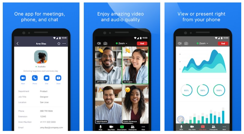 ZOOM Meetings for Android