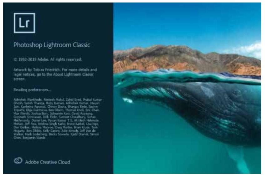 Adobe Photoshop Lightroom for Windows