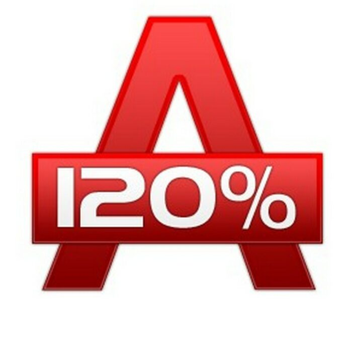 Alcohol 120% for PC Windows