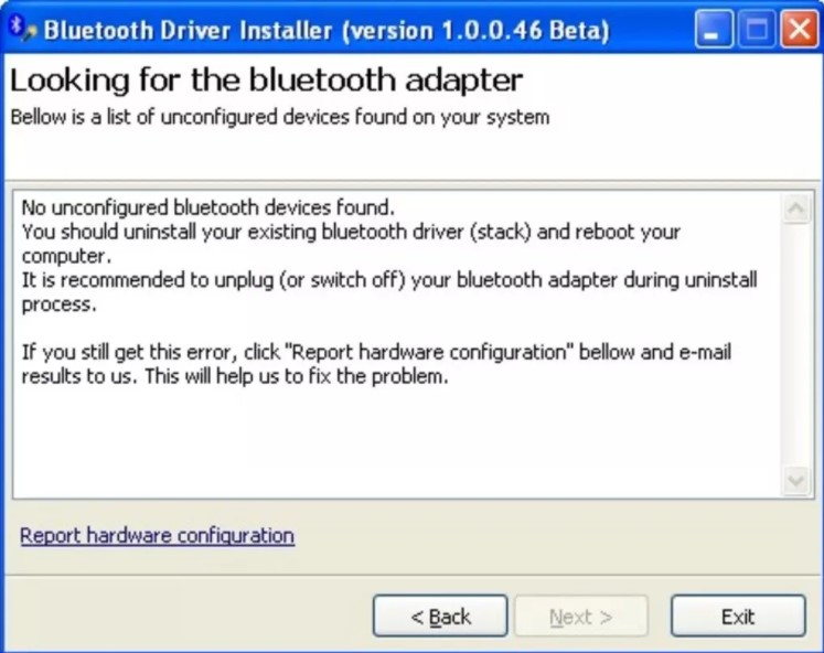 Bluetooth Driver Installer for Windows