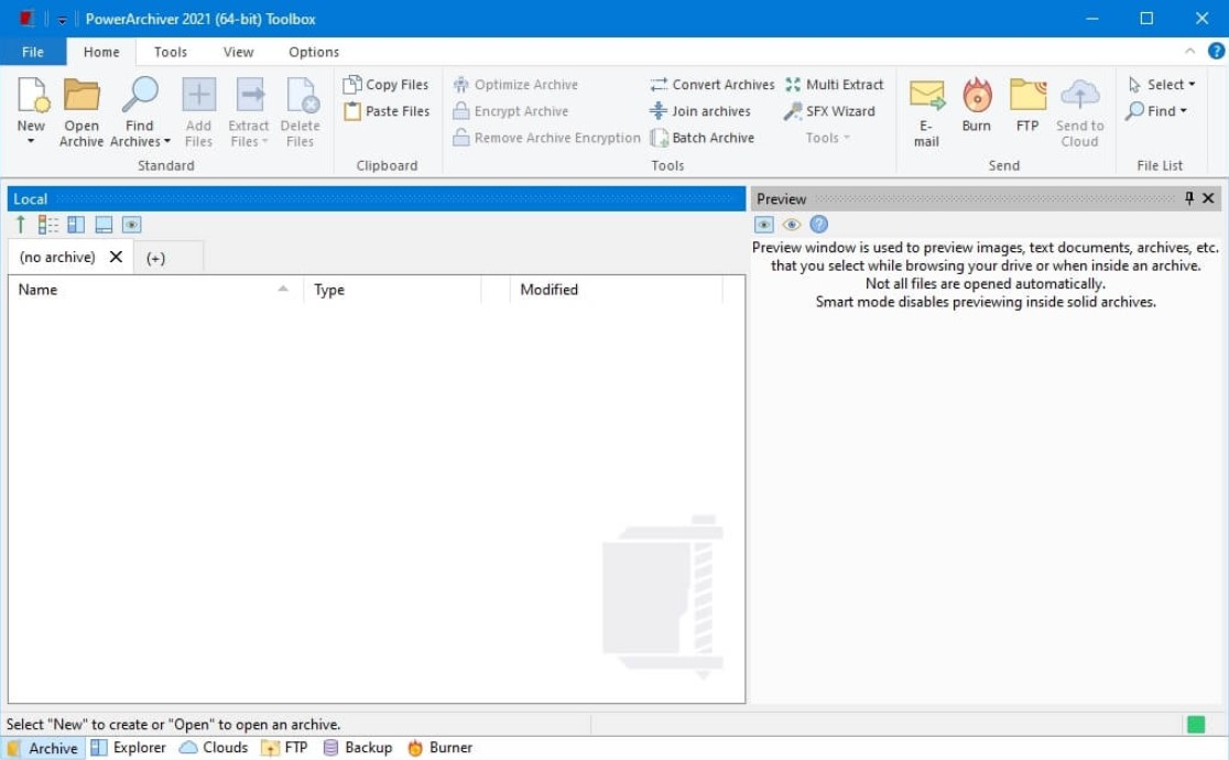 PowerArchiver for Windows