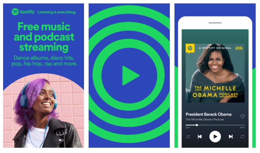 Spotify for Android