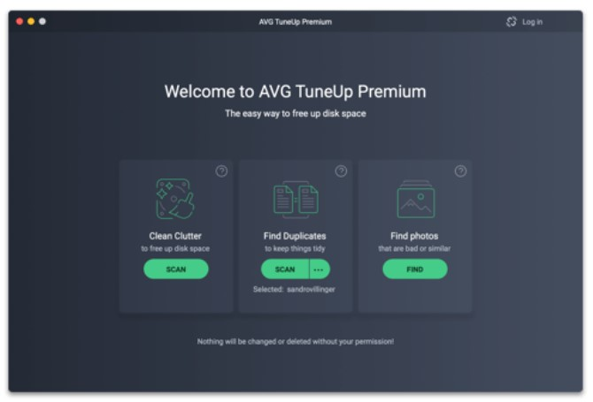 TuneUp Utilities for Mac
