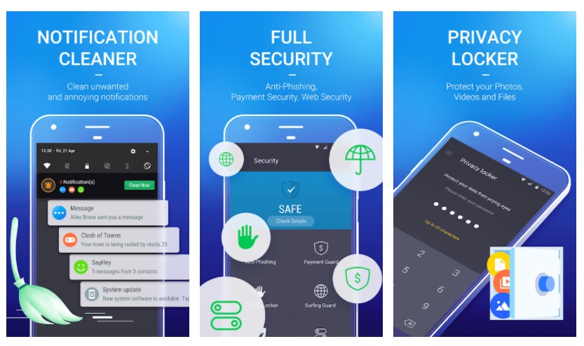 AMC Security for Android