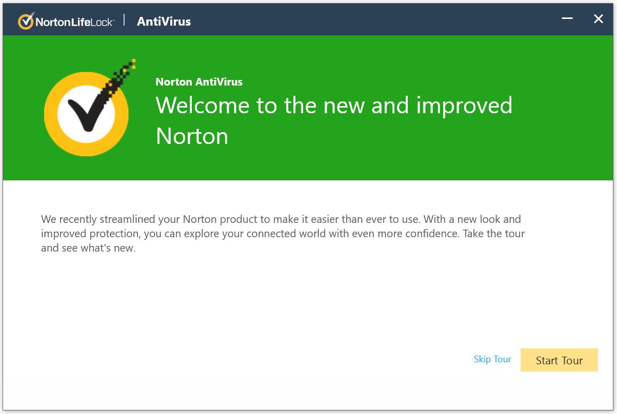 Norton AntiVirus for Windows
