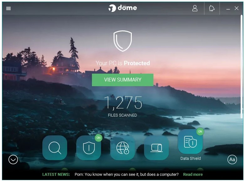 Panda Dome Advanced for Windows