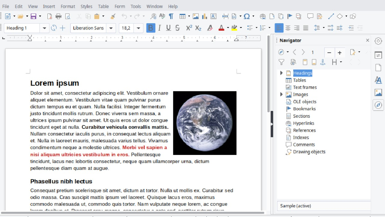 LibreOffice for PC