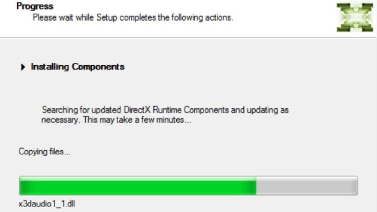 DirectX 9.0c for Windows
