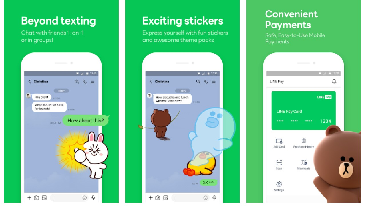 LINE Free Calls & Messages for Android