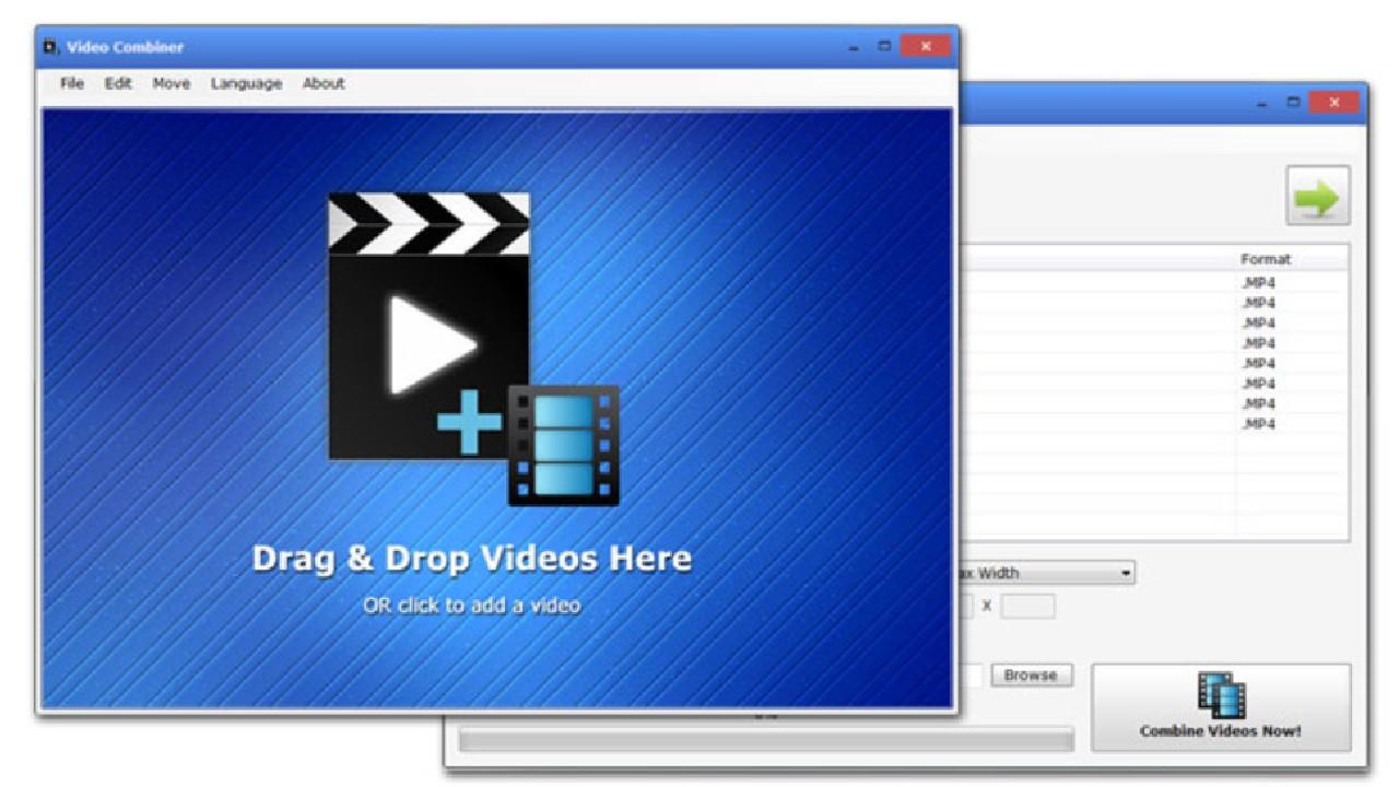 Video Combiner for Windows