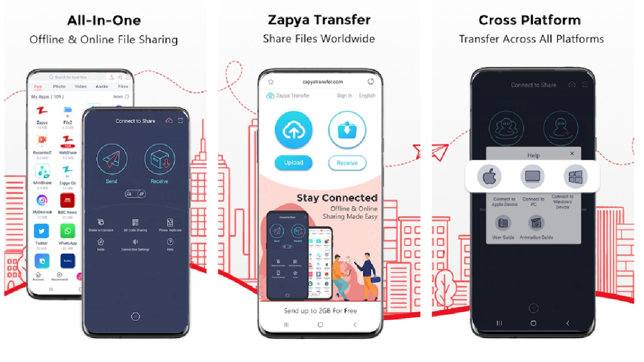 Zapya for Android