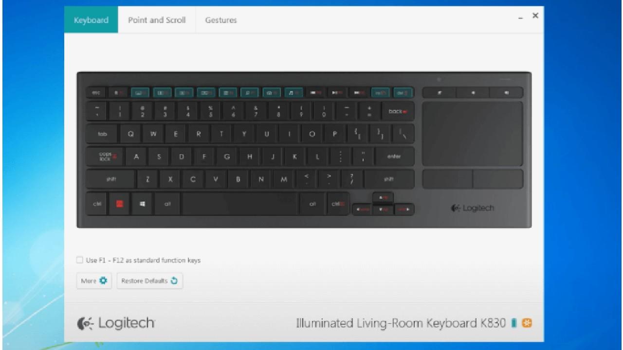 Logitech Options for Windows
