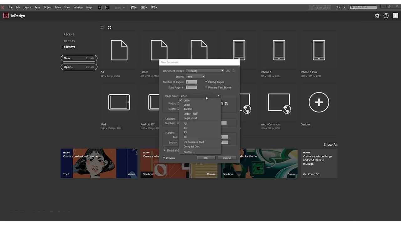 Adobe InDesign for Windows