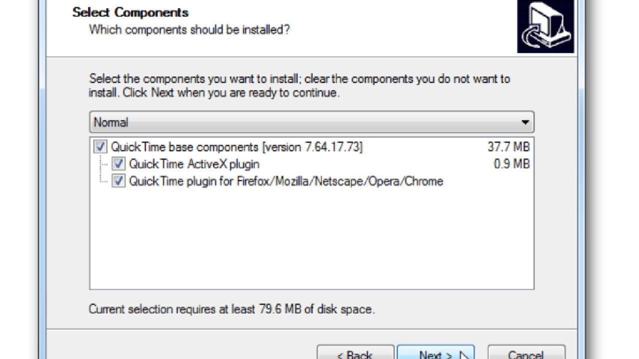 QuickTime Lite for Windows