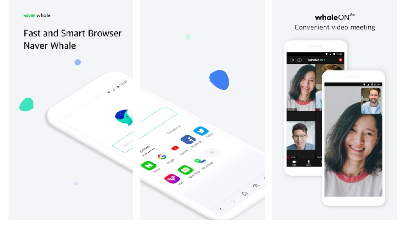 Whale Browser for Android