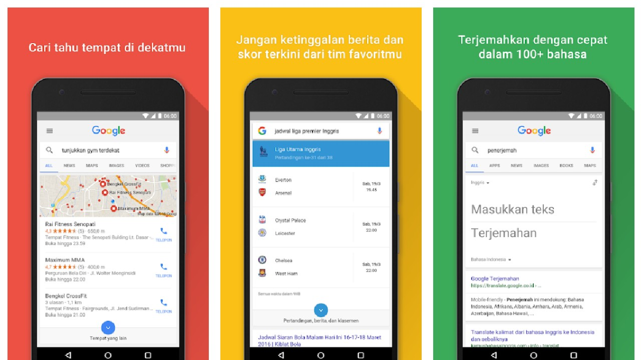 Google App for Android