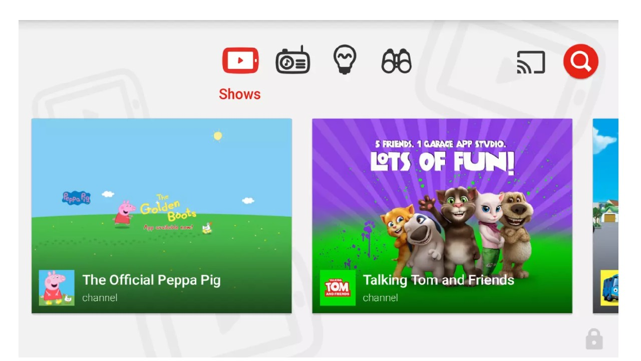 YouTube Kids for Android