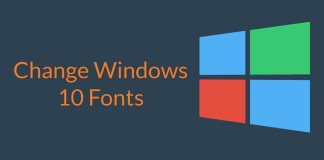 windows 10 custom fonts