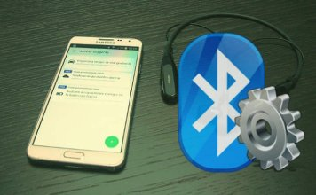 get battery level of bluetooth gadget in android