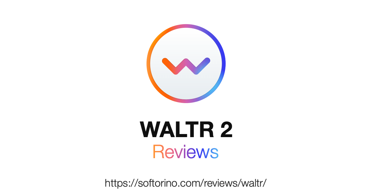 WALTR 2 Reviews: Magic Drop Area For Your iPhone, iPad