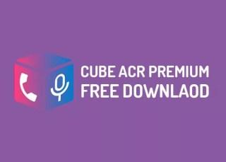 Cube Acr Premium Apk