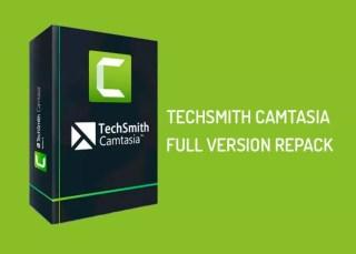 TechSmith Camtasia Repack Full Version