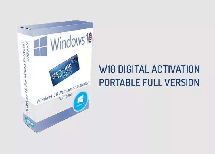 w10 digital activation program