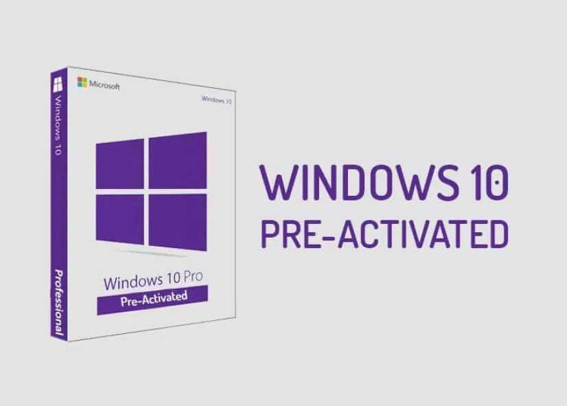 Windows 10 Preactivated ISO Google Drive