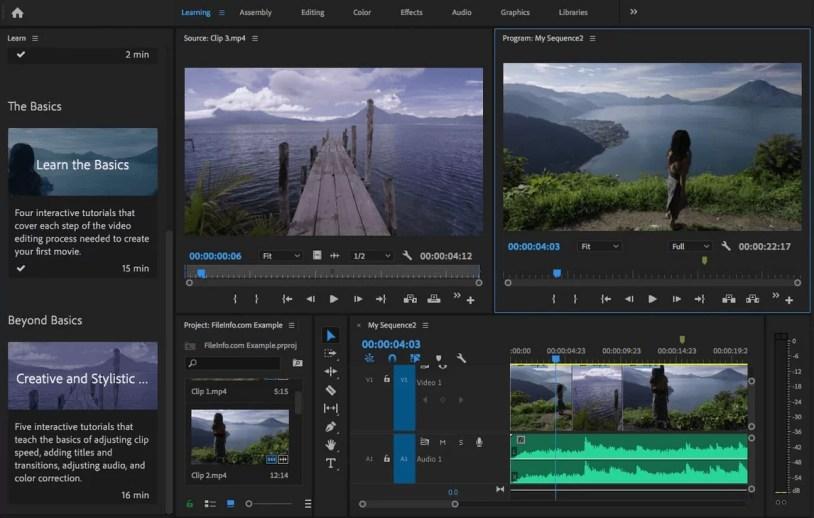 Adobe Premiere Pro Preactivated Full Version Free Download