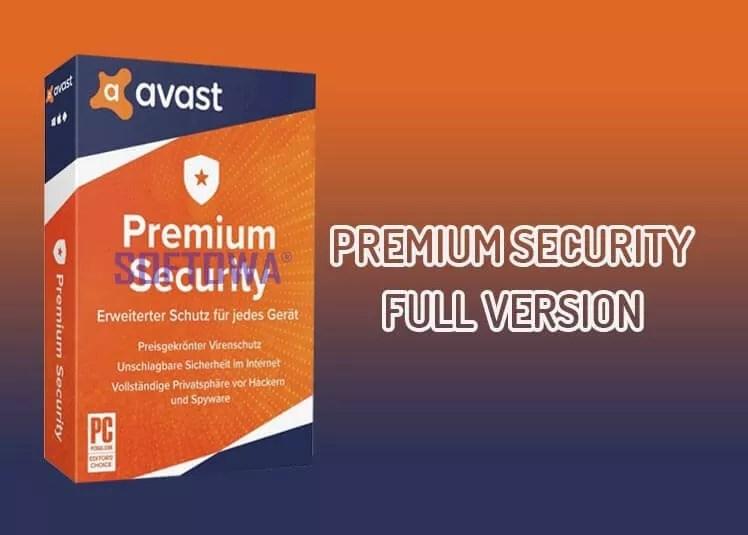 Avast Premium Security Full Version Free Download
