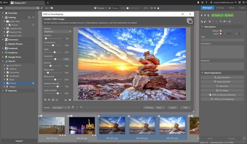 Zoner Photo Studio X Full Version Free Download