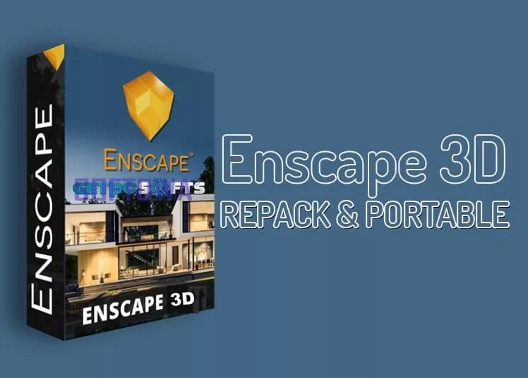 Enscape 3D Full Version