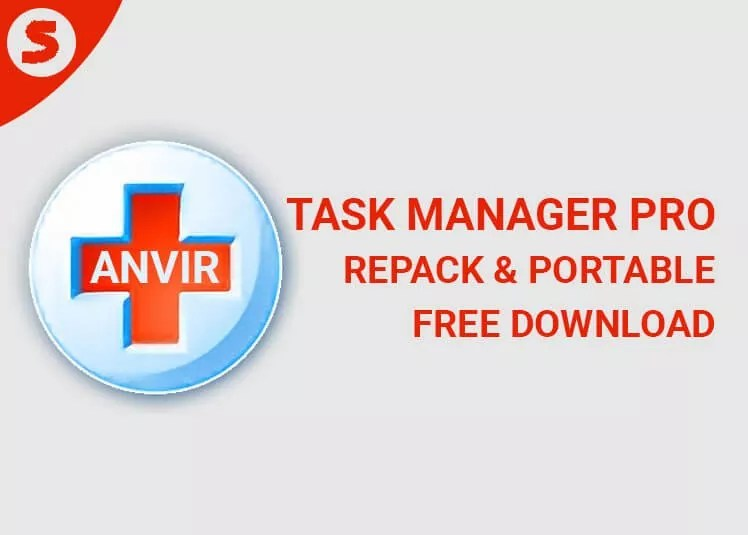 AnVir Task Manager Pro Preactivated