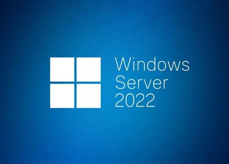 Windows Server 2022 ISO File Download