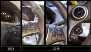driving wheel evoln