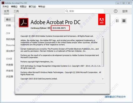 Adobe Acrobat Pro Dc 2019 Crack + Serial Key Free Download