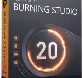 Ashampoo Burning Studio 20.0.0.33 Crack