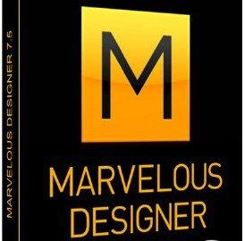Marvelous Designer 8 4.2.293 Crack