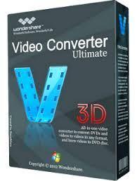 Wondershare Video Converter Ultimate 10.5.1 Crack