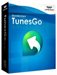 Wondershare TunesGo Crack v9.6.2 With License Key - Logo