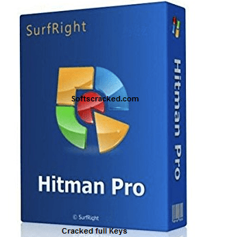 HitmanPro Crack Free Download