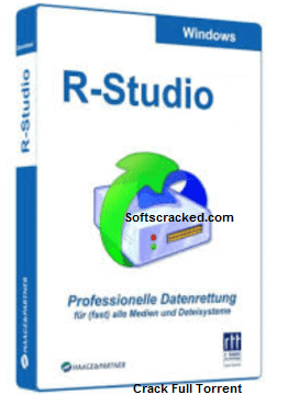 R-Studio Crack + Torrent