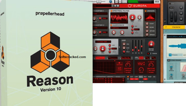 propellerhead reason 7 crack pc