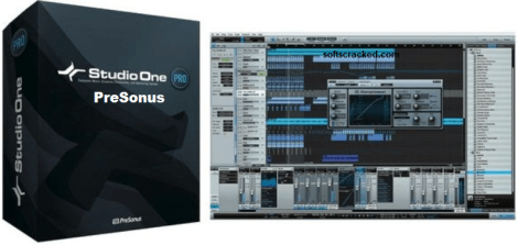 PreSonus Studio One Pro 4 Crack Full Version Download Is Here